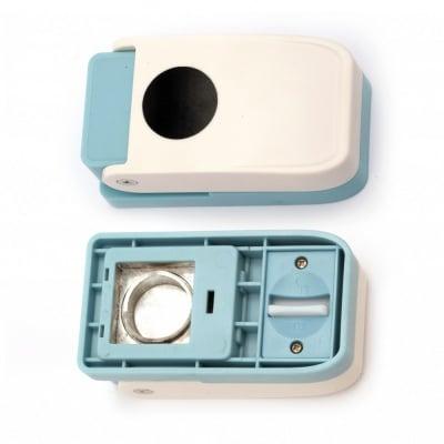 Перфоратор /пънч/ 25 мм за различни мтериали кръг