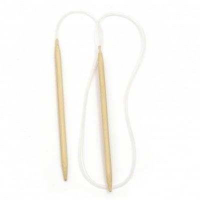Обръч за плетене бамбук 4.5 мм 78 см