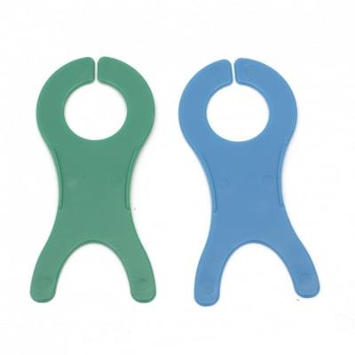 Инструмент за плетене пластмаса 10.5x3x5 см