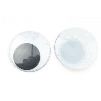 Очички мърдащи 40 мм -10 броя