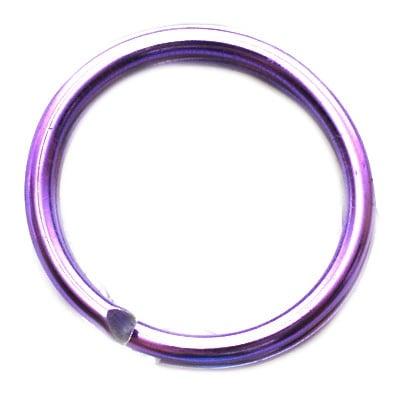 Тел алуминиева 2 мм цвят лилав ~6 метра