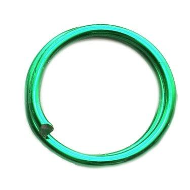 Тел алуминиева 1.5 мм цвят зелен -6 метра