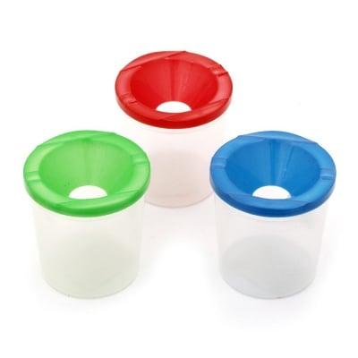 Чаша за рисуване пластмасова 75x71 мм