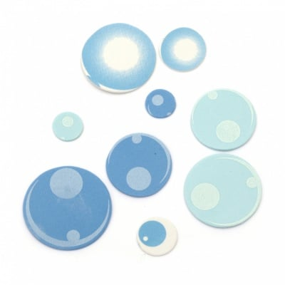 Водни мехури фоам /EVA материал/ 15±40 мм - 70±80 броя