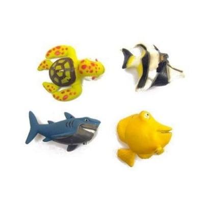 Рибки немо големи асорте -50-55мм. -мин.заявка 10бр.