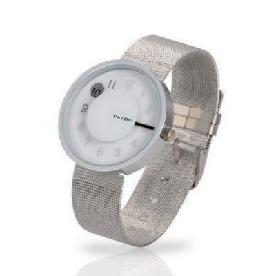 Часовник механичен 230x20 мм 40x40x9 мм 37x37 мм стомана