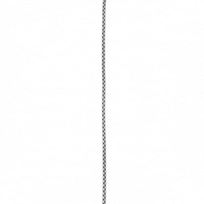 Стоманен синджир неръждаема 316L 560x2 мм цвят сребро