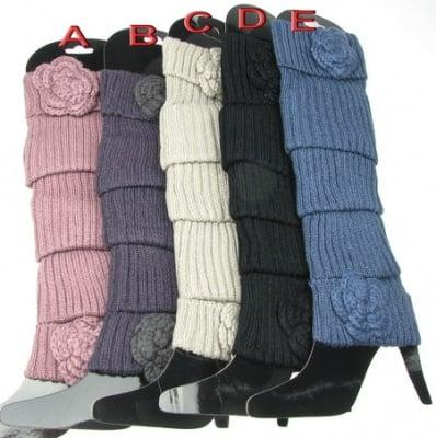 Калцуни дамски плетени
