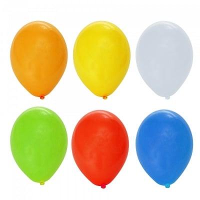 Балони цвят АСОРТЕ -50 броя