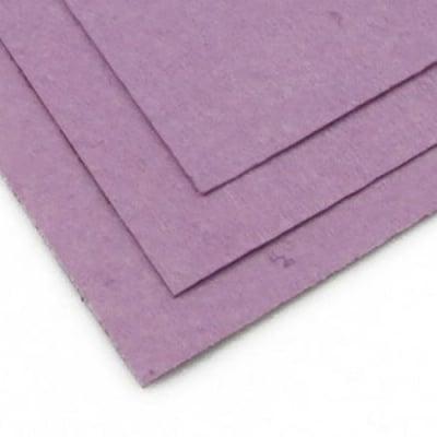 Филц 1 мм A4 20x30 см цвят лилаво светло -1 брой