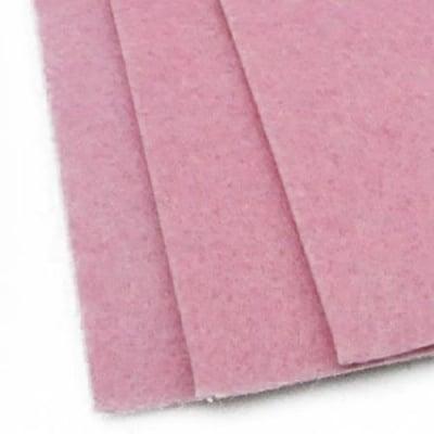 Филц 2 мм A4 20x30 см цвят розово светло -1 брой
