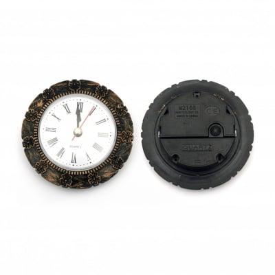 Часовников механизъм 65х16 мм захранване ААА1.5 V (батерия) цвят античен бронз