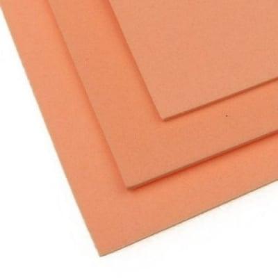 EVA материал /микропореста гума/ 2 мм А4 20х30 см цвят телесен