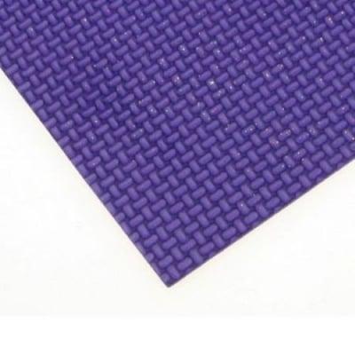 EVA материал /микропореста гума/ 2 мм А4 20х30 см релефен фигурален лилав
