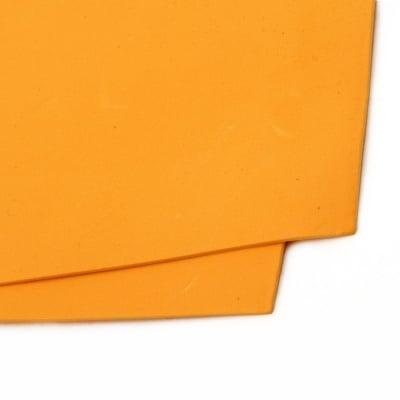 EVA материал /микропореста гума/ 2 мм А4 20х30 см оранжев светло