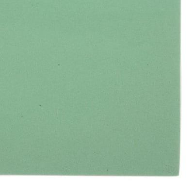 EVA материал /микропореста гума/ 0.8~0.9 мм А4 20х30 см зелен тъмно