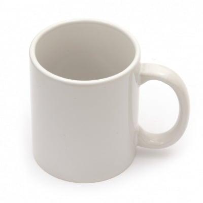 Чаша порцеланова 300 мл бяла