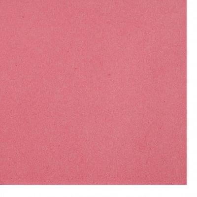 Фоамиран /микропореста гума/ 0.8~0.9 мм 50x50 см цвят розов светло