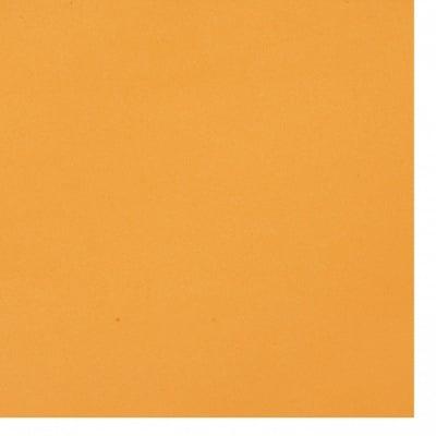Фоамиран /микропореста гума/ 0.8~0.9 мм 50x50 см цвят оранжев