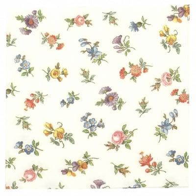 Салфетка за декупаж Ambiente 33x33 см трипластова Sprinkle Flowers -1 брой