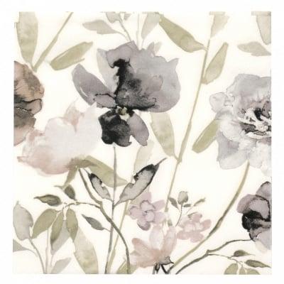 Салфетка ti-flair 33x33см трипластова Viola Fiori Vintage -1 брой
