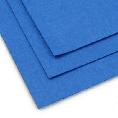 Филц 1 мм A4 20x30 см цвят син-1 брой