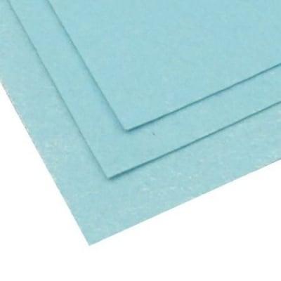 Филц 1 мм A4 20x30 см цвят син бледо-1 брой