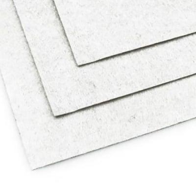 Филц 1 мм A4 20x30 см цвят сив светло -1 брой