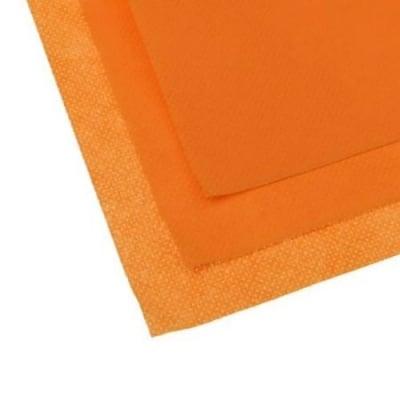 Филц 0.5 мм тип панама А4 20 x 30 см за апликации, декорации и бродиране -оранжев
