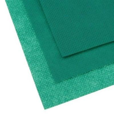 Филц 0.5 мм тип панама А4 20 x 30 см за апликации, декорации и бродиране -зелен