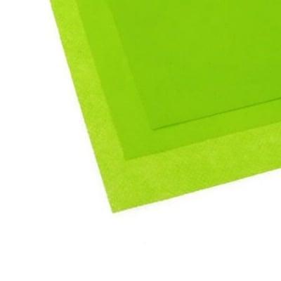 Филц 0.5 мм тип панама А4 20 x 30 см за апликации, декорации и бродиране -зелен светъл
