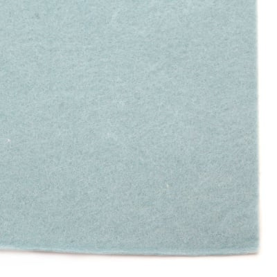 Филц мек 2 мм A4 20x30 см цвят син светло -1 брой
