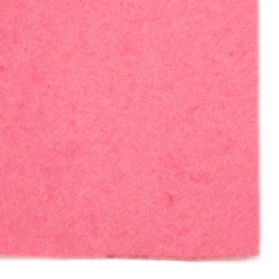 Филц мек 2 мм A4 20x30 см цвят розов -1 брой