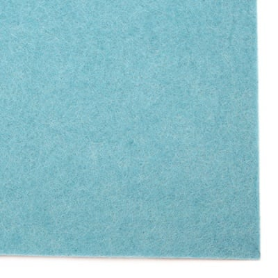 Филц 2 мм A4 20x30 см цвят син светло -1 брой