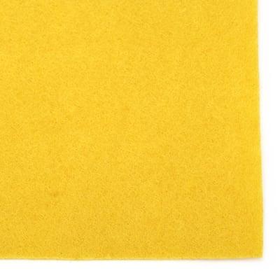 Филц 2 мм A4 20x30 см цвят жълт -1 брой