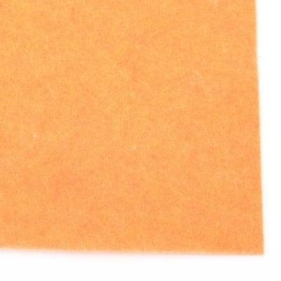 Филц 2 мм A4 20x30 см цвят оранжев -1 брой