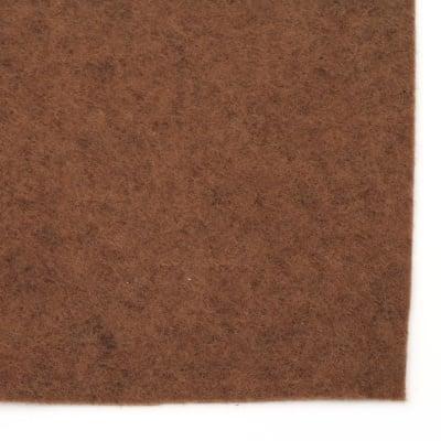 Филц 2 мм A4 20x30 см цвят кафяв -1 брой