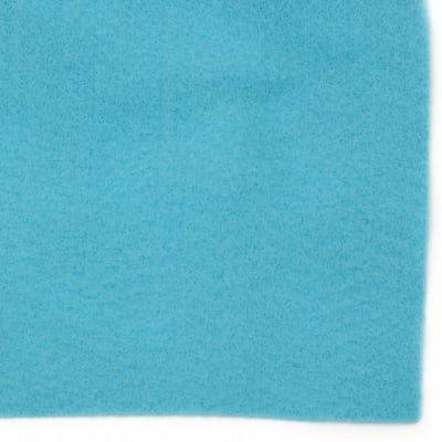 Филц мек 1 мм A4 20x30 см цвят син светло -1 брой