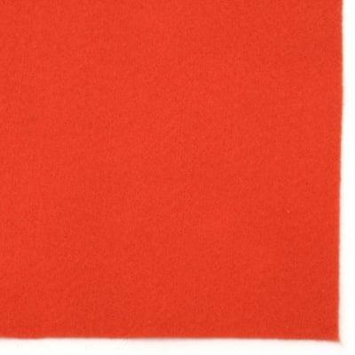 Филц мек 1 мм A4 20x30 см цвят оранжев -1 брой