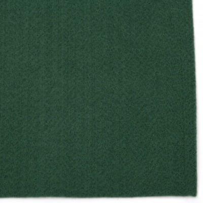 Филц мек 1 мм A4 20x30 см цвят зелен тъмно -1 брой