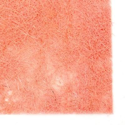 Кокосова трева пресована А4 цвят розов