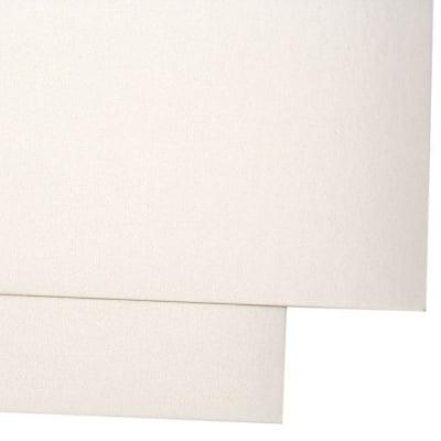 Картон перлен двустранен 250 гр/м2 А4 (297x210 мм) бял -1 брой