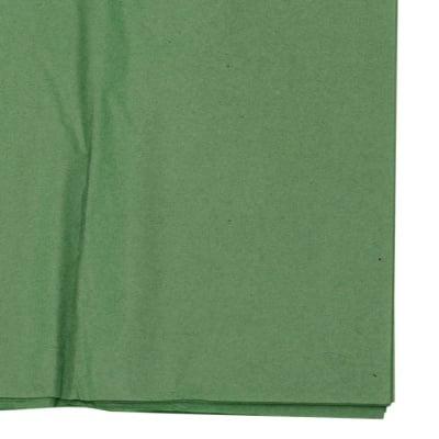 Тишу хартия 50x65 см зелена -10 листа