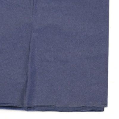 Тишу хартия 50x65 см синя тъмно -10 листа
