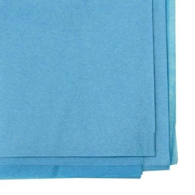 Тишу хартия 50x65 см синя -10 листа