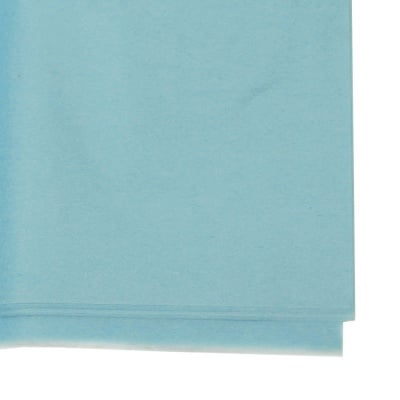 Тишу хартия 50x65 см синя светло -10 листа