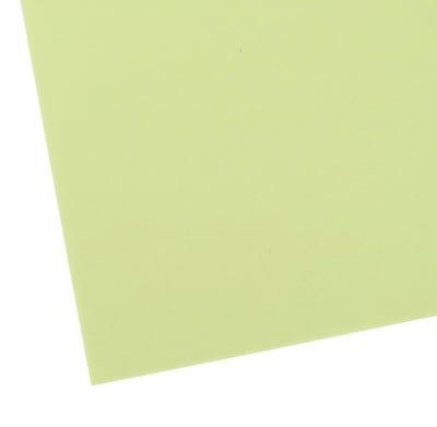 Хартия 300x210x0.2 мм жълта светло -10 листа