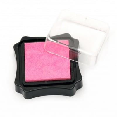 Тампон с пигментно мастило 6.2x2.1 см цвят розово светло