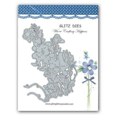 Щанца за изрязване 10.6x14.4 см цвете