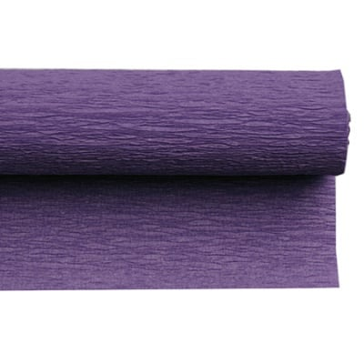 Креп хартия 50x230 см лилава